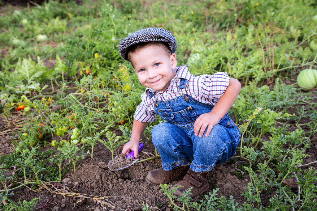 Cultivate Hopes & Harvest Dreams: The Farmers Only Way
