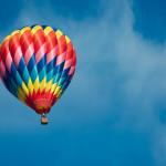 Hot Air Balloon – A Metaphor For Life